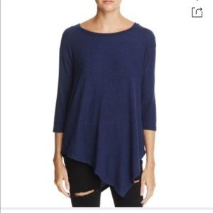 [Soft Joie] NWT Navy Blue Tammy Knit Top - Small